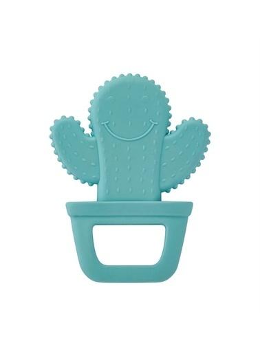 BabyJem Babyjem Diş Kaşıyıcı Kaktüs Yeşil